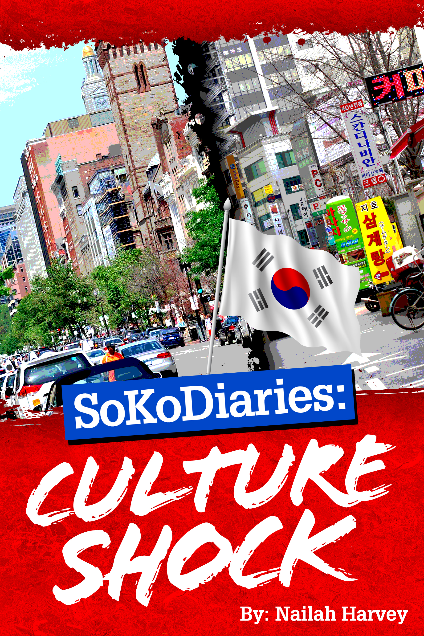 SoKoDiares Culture Shock about South Korea