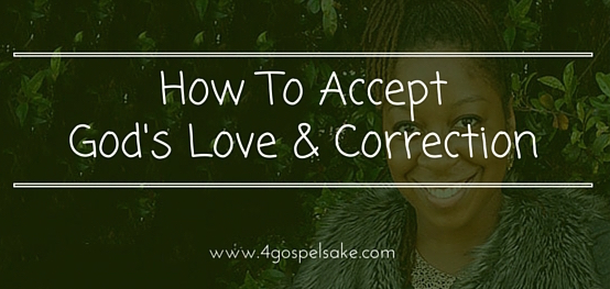 How to accept Gods love